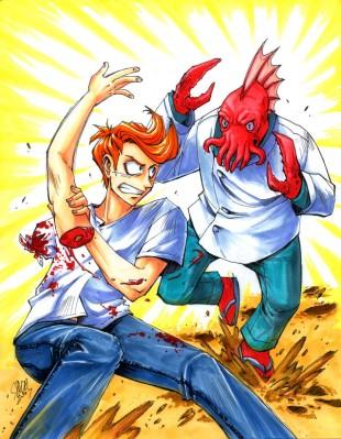 e_manga_zoidberg_vs_fry